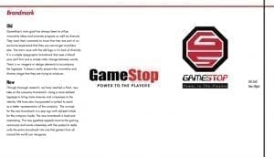 Gamestop Brand Manual Preview