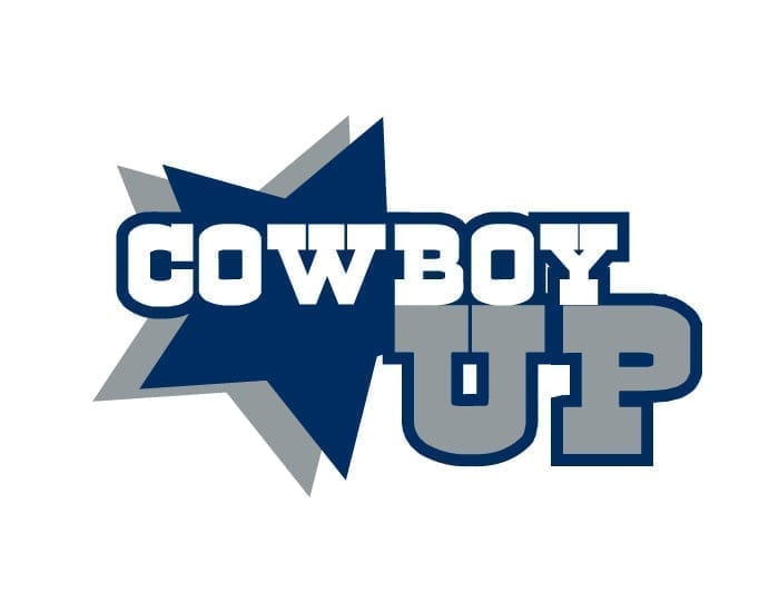 Cowboy Up Logo Design
